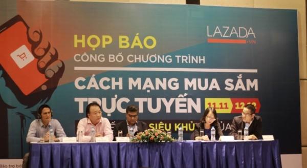 Phiên dịch cabin Anh Việt và Phiên dịch kiêm MC cho Lazada