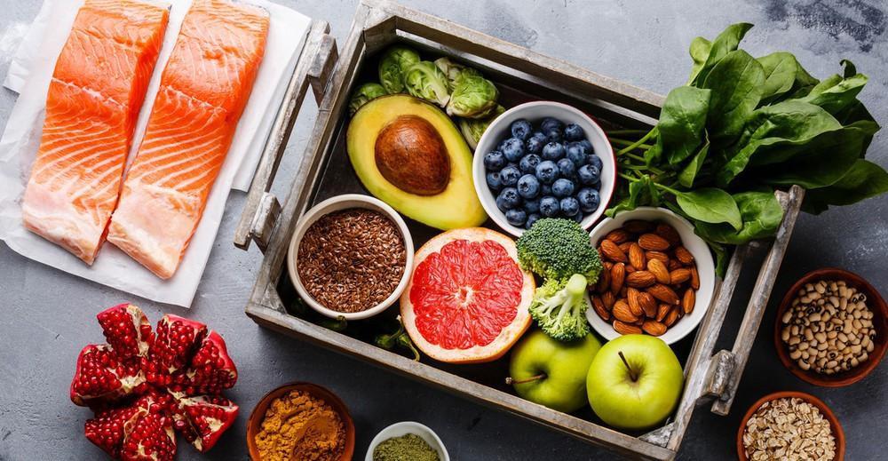 các thực phẩm tốt cho việc giảm cân