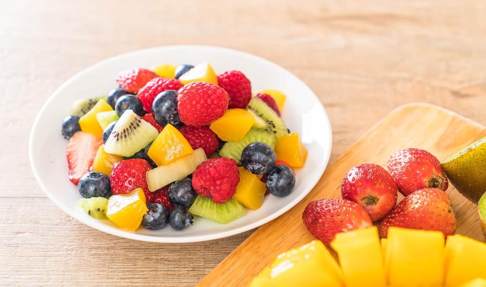 Lợi ích của việc ăn trái cây