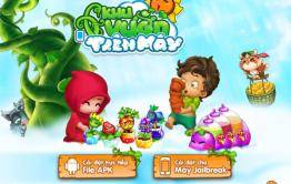 Dịch game Khu vườn trên mây sang tiếng Anh cho Vinagame
