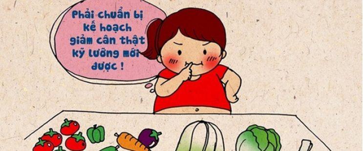 Ăn gì xả láng mà không sợ tăng cân?