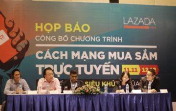 Dịch cabin Anh Việt và Phiên dịch kiêm MC cho hội thảo của Lazada
