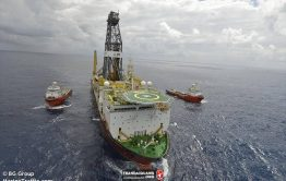 Dịch tài liệu hàng hải cho Talisman Vietnam – Tàu Deepsea Metro I