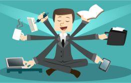 5 cách để tăng năng suất khi bận rộn